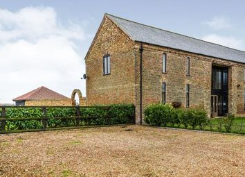 Thumbnail 5 bed barn conversion for sale in Tilney Cum Islington, Kings Lynn, Norfolk