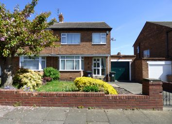 Thumbnail 3 bedroom semi-detached house for sale in Cornhill Crescent, North Shields