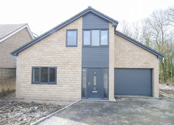 Thumbnail 4 bed detached house for sale in Plot 3, Plover Wood View, Westmoor Road