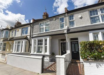 Thumbnail 4 bed terraced house for sale in Burntwood Lane, London
