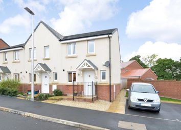 Thumbnail 2 bed end terrace house for sale in Cowslip Crescent, Newton Abbot, Devon