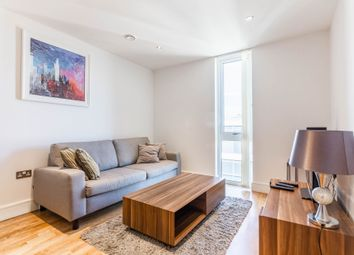 Thumbnail 3 bed flat to rent in Jubilee Court, 8 Wood Wharf, Greenwich, London