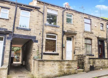 1 bed terraced house for sale in Camm Street, Brighouse HD6