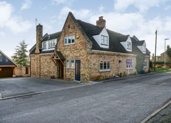Thumbnail 4 bed detached house for sale in The Row, Ely