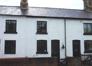Thumbnail 2 bed property to rent in Willow Street, Oswestry