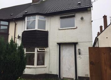 Thumbnail 3 bed semi-detached house for sale in 48 Adswood Road, Huyton, Liverpool