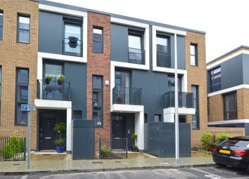 Thumbnail 4 bedroom terraced house for sale in Hawthorne Crescent, Greenwich, London