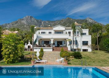 Thumbnail 9 bed villa for sale in Sierra Blanca, Marbella, Costa Del Sol
