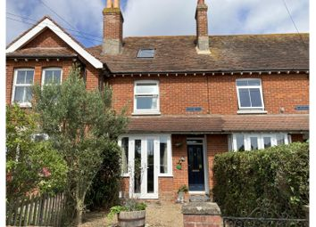 Thumbnail 3 bed terraced house for sale in Steyne Road, Bembridge