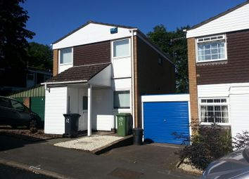Thumbnail 3 bed town house to rent in Ploughmans Way, Droitwich