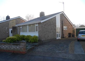 Thumbnail 2 bed bungalow for sale in Chapel Close, Bedford, Bedfordshire