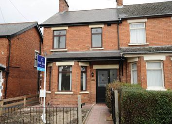 Thumbnail 3 bed terraced house for sale in Holywood Road, Belmont, Belfast