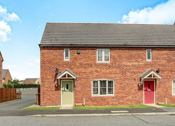 Thumbnail 3 bed semi-detached house to rent in Heathfield, West Allotment, Newcastle Upon Tyne