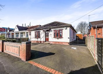 Thumbnail 4 bedroom detached bungalow for sale in Hollyhedge Road, West Bromwich