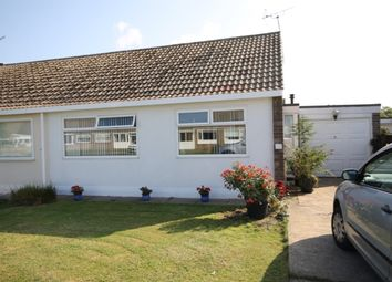 Thumbnail 2 bed semi-detached bungalow for sale in Almond Close, Filey