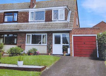 Thumbnail 3 bed semi-detached house for sale in Oldbanwell Road, Locking