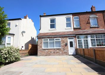 Thumbnail 3 bed semi-detached house to rent in Virginia Street, Southport