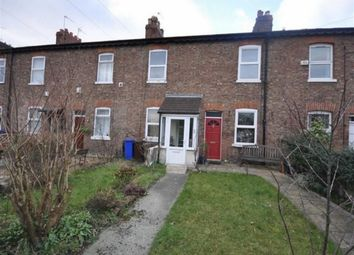 Thumbnail 2 bed terraced house to rent in Cotton Hill, Withington, Manchester