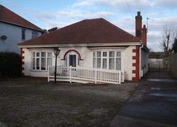 Thumbnail 4 bed bungalow for sale in Burgh Road, Skegness