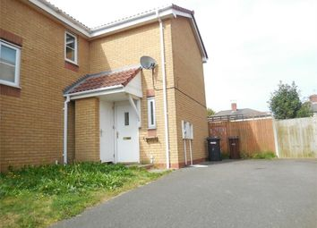 Thumbnail 2 bedroom semi-detached house to rent in Wrenbury Drive, Bilston
