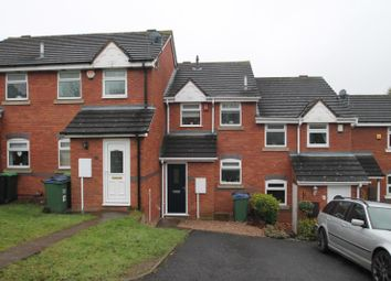 Thumbnail 2 bedroom terraced house to rent in Allsops Close, Rowley Regis