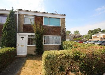 Thumbnail 4 bed end terrace house for sale in Deerhurst Way, Toothill, Swindon