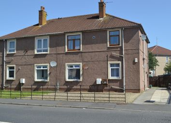 Thumbnail 2 bed flat for sale in 6 Glencairn Street, Stevenston