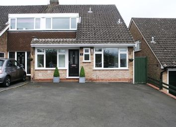 Thumbnail 3 bed semi-detached house for sale in Churchill Road, Halesowen