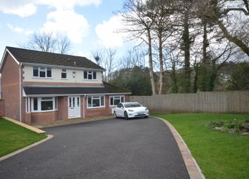 Thumbnail 4 bed detached house for sale in 13 Rhiwlas, Neath