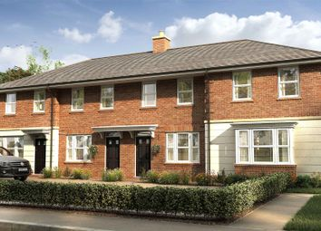 Thumbnail 2 bed terraced house for sale in Harperbury Park, Harper Lane, Radlett, Hertfordshire