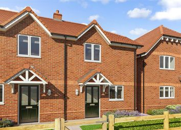 Thumbnail 2 bed terraced house for sale in Hambrook Place, Hambrook, Chichester, West Sussex