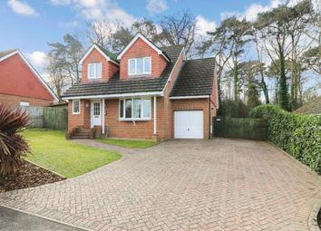 3 bed detached house for sale in Woodside Way, Hedge End, Southampton SO30