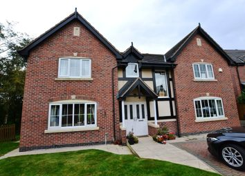 Thumbnail 5 bed detached house for sale in Villa Farm Close, High Heath, Nr Hinstock