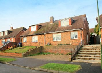 Thumbnail 3 bedroom semi-detached house for sale in Cromleigh Way, Southwick, Brighton
