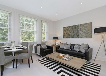Thumbnail 1 bed flat to rent in Chelsea Gardens, Chelsea Bridge Road, London
