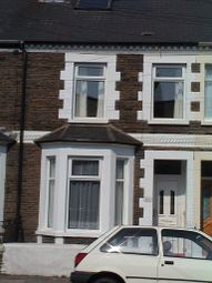 Thumbnail 4 bed property to rent in Arrran Street, Roath, ( 4 Beds )