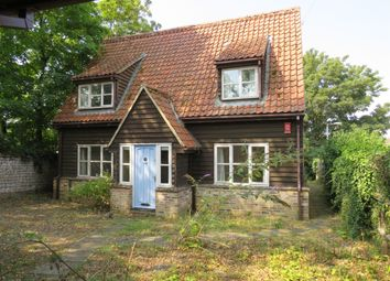 Thumbnail 4 bed detached house for sale in Back Street, Lakenheath, Brandon