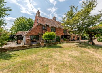 Thumbnail 4 bed detached house for sale in Whetsted Road, Five Oak Green, Tonbridge, Kent