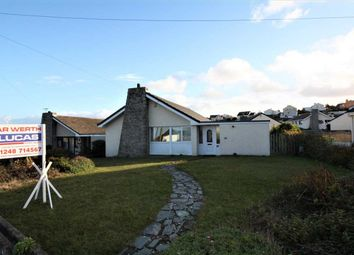 Thumbnail 3 bed detached bungalow for sale in Garth, Bull Bay Road, Amlwch