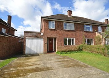Thumbnail 3 bed semi-detached house for sale in Ashley Drive, Penn, High Wycombe