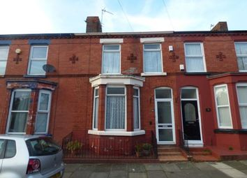 Thumbnail 3 bed terraced house for sale in Coventry Road, Wavertree, Liverpool, Merseyside