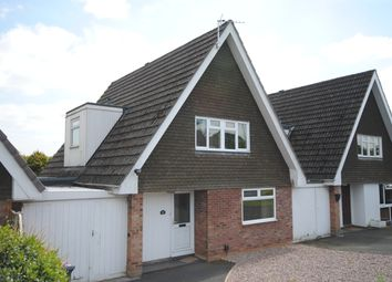 Thumbnail 5 bed link-detached house to rent in Forton Road, Newport, Shropshire