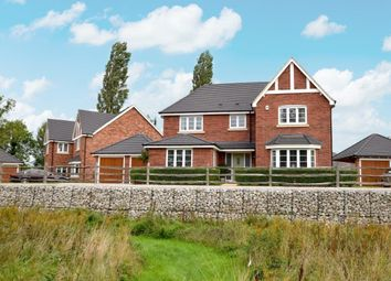 Thumbnail 4 bed detached house for sale in The Paddock, Allestree, Derby