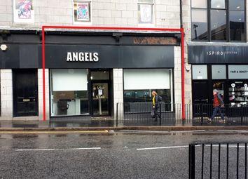 Thumbnail Retail premises to let in Schoolhill, Aberdeen