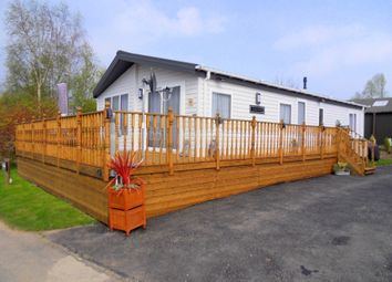 2 bed lodge for sale in St Andrews, Kirkgate, Tydd St Giles, Wisbech, Cambridgeshire PE13