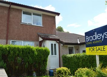 Thumbnail 2 bed end terrace house for sale in Orchard Way, Lapford, Crediton, Devon