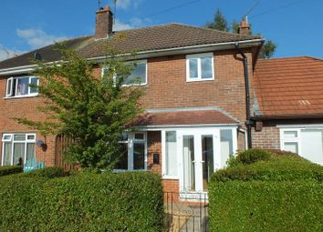Thumbnail 3 bed semi-detached house for sale in Mill Hill Crescent, Tunstall, Stoke-On-Trent