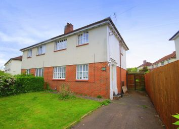 Thumbnail 3 bed semi-detached house for sale in Coombe Dale, Bristol