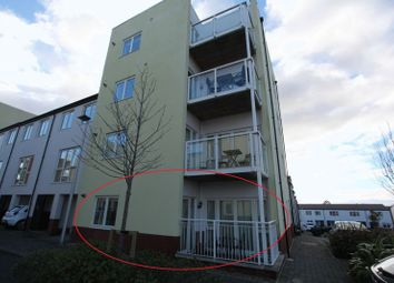 Thumbnail 2 bed flat for sale in Pearse Close, Penarth Heights, Penarth