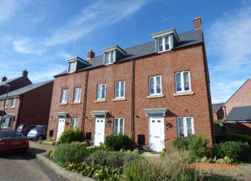 Thumbnail 3 bed terraced house to rent in Juniper Way, Brockworth, Gloucester